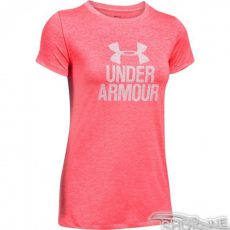 Tričko Under Armour Tech Crew-Graphic Twist W - 1298411-963