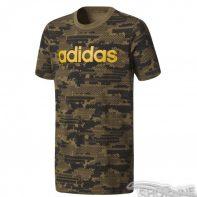 Tričko adidas Essentials Linear Tee Junior - CE8869