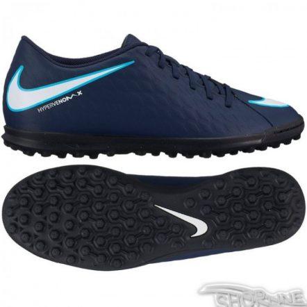Turfy Nike HypervenomX Phade III TF M - 852545-414
