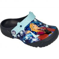 Šlapky Crocs Fun Lab Disney Frozen Jr - 204112
