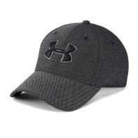 Šiltovka UNDER ARMOUR HEATHER BLITZING CAP - 1305037-001