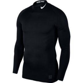 7003e3805 Termoaktívne funkčné tričko Nike M NP TOP LS Comp MOCK M - 838079-010