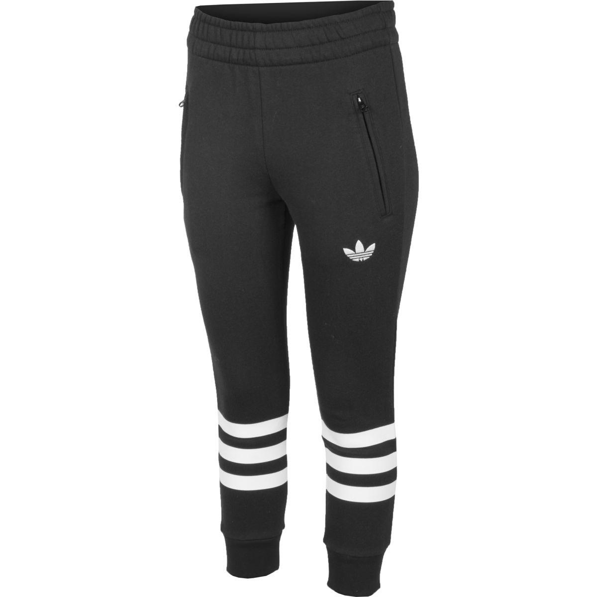 Tepláky Adidas ORIGINALS J Fleece Pants Junior - S96068  94ce7afb1a7