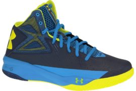 Under Armour Rocket Basketball - 1264224-410