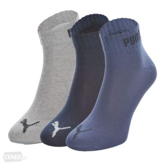 Ponožky PUMA 3 PACK - 201104-532
