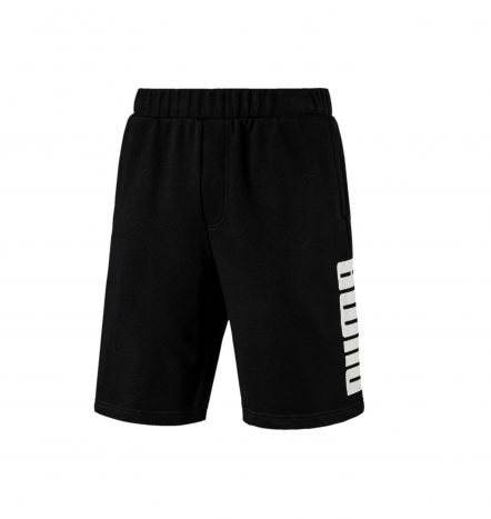 Teplákové kraťasy Puma Rebel Sweat Shorts - 850088-01