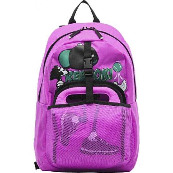 Batoh a taštička Reebok Back To School Lunch Backpack Junior - S22928