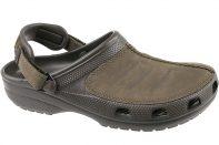 Pánske šľapky Crocs Yukon Mesa - 203261-22Z