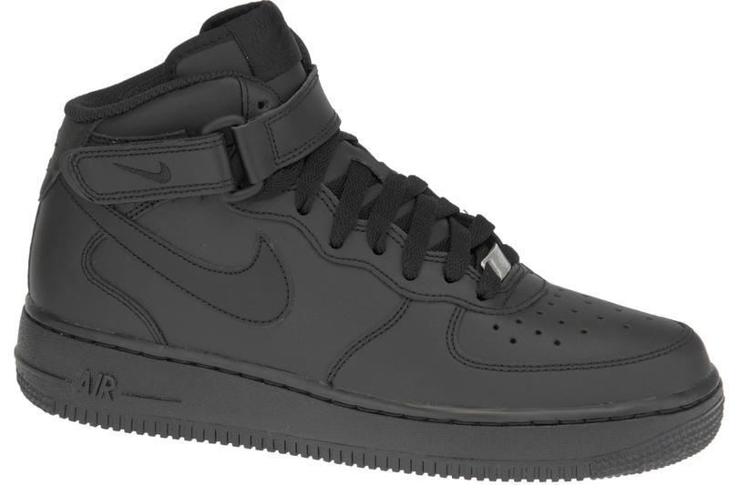 Členkové tenisky Nike Air force 1 MID gs - 314195-004  086f7fa3dd