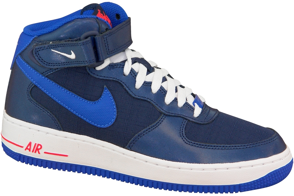 Tenisky Nike Air force 1 Mid GS - 314195-412  347c52c759b