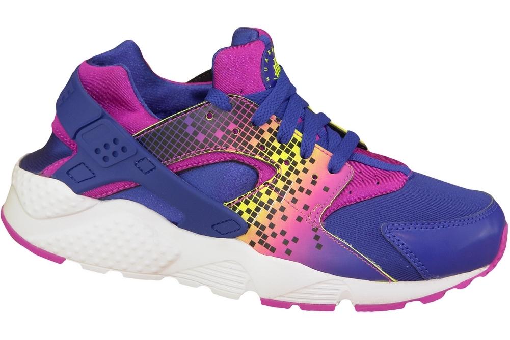 fa5b8b97f Dámske tenisky Nike Huarache Run Print Gs - 704946-500 | Shopline.sk