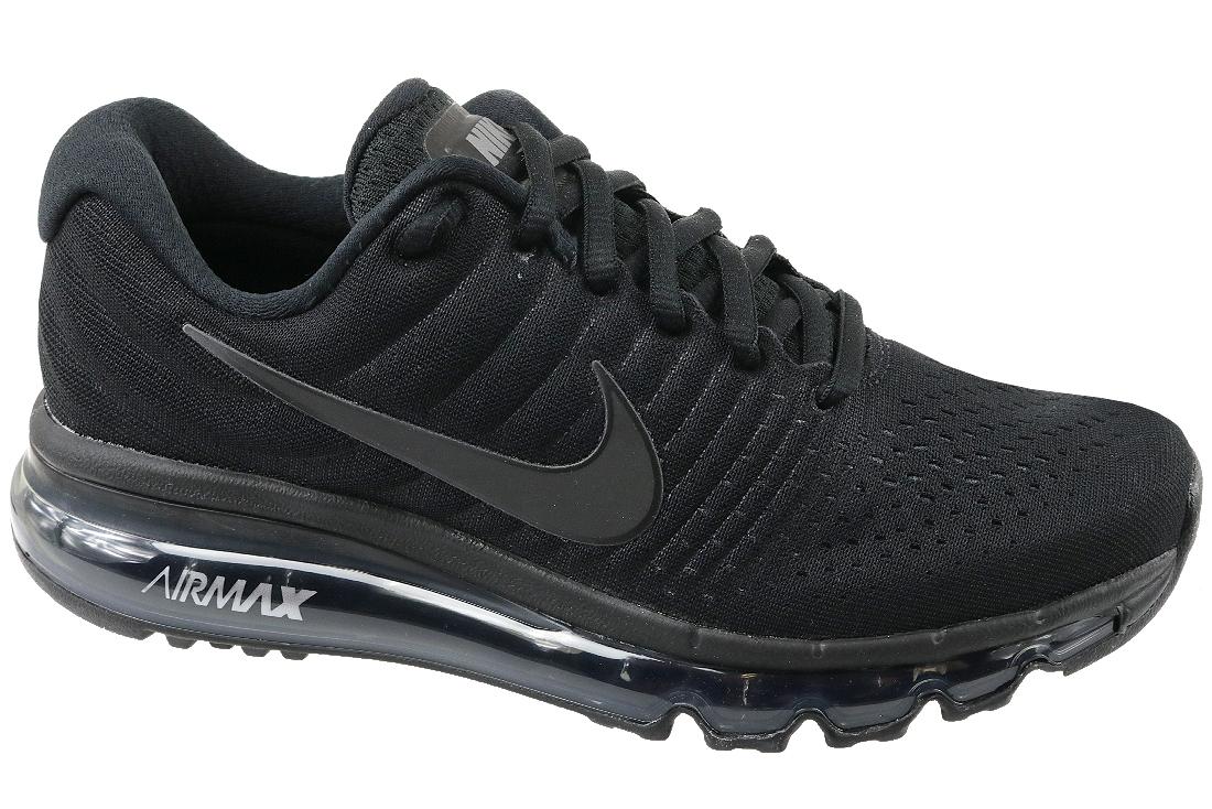 Športové topánky Nike Air Max 2017 GS - 851622-004  b441873c381