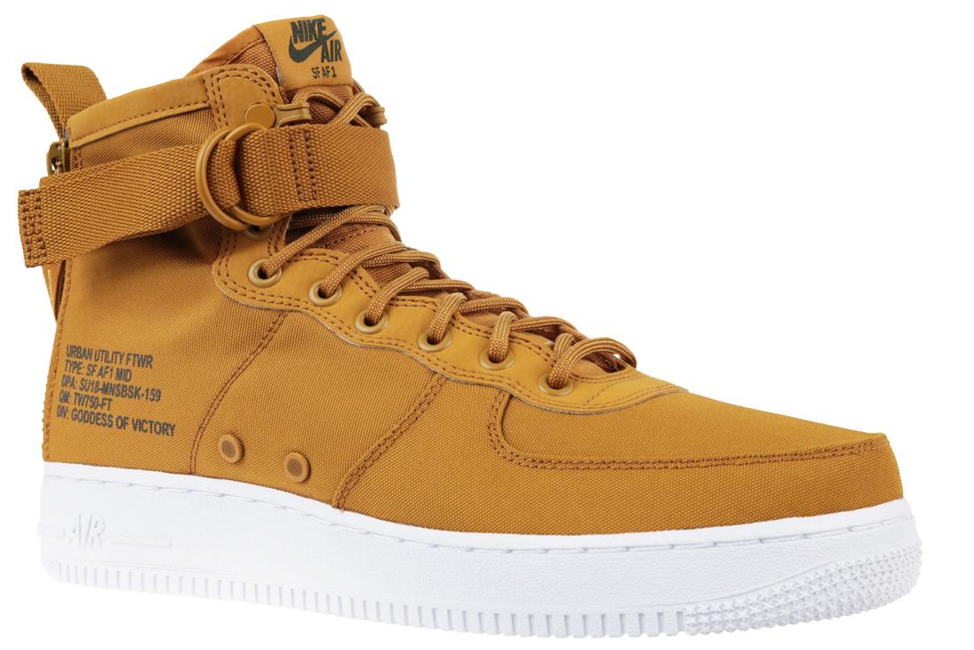 e5e944b9466 Športová obuv Nike Air Force 1 SF Mid - 917753-700