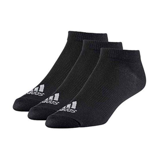 Ponožky Adidas Performance No-Show Thin 3pak - AA2312