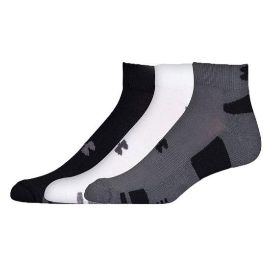 Ponožky Under Armour Heatgear Tech Locut 3pak - 1312430-040