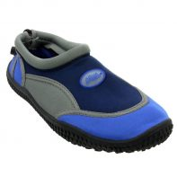 Obuv do vody Aqua-Speed Jr blue-gray - 691-21A
