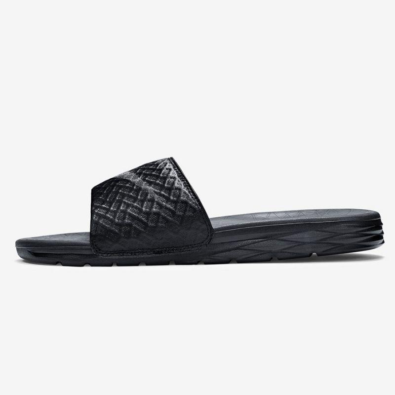Šľapky Nike Benassi Solarsoft Slide - 705474-091  7b0afb14ff9