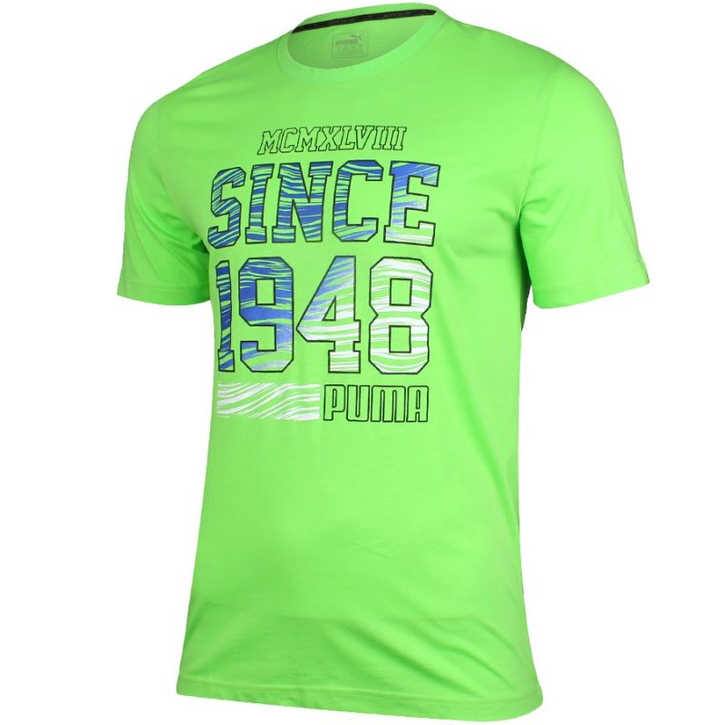 Tričko Puma Fun Summer Logo Tee M - 836592-20  3661531694