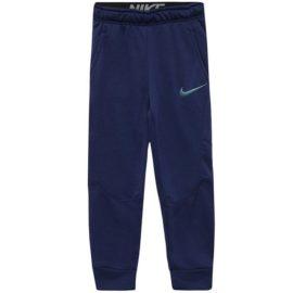 Tepláky Nike B NK Dry Pant Taper FLC Junior - 856168-429