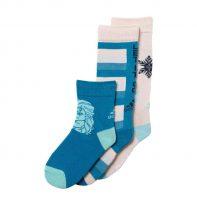 Ponožky Adidas Disney Frozen Socks 3pak Kids - CD2699