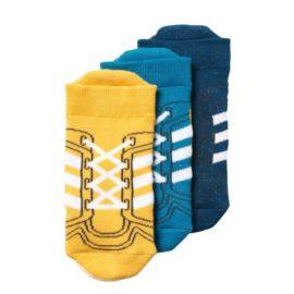 Ponožky Adidas INF 3 PP Kids 3pak - CD2796