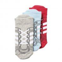 Ponožky Adidas 3 pack Kids - CD2804