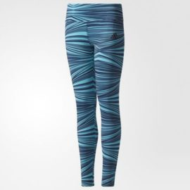 Legíny Adidas Youth Printed Training Tights Junior - CD8934