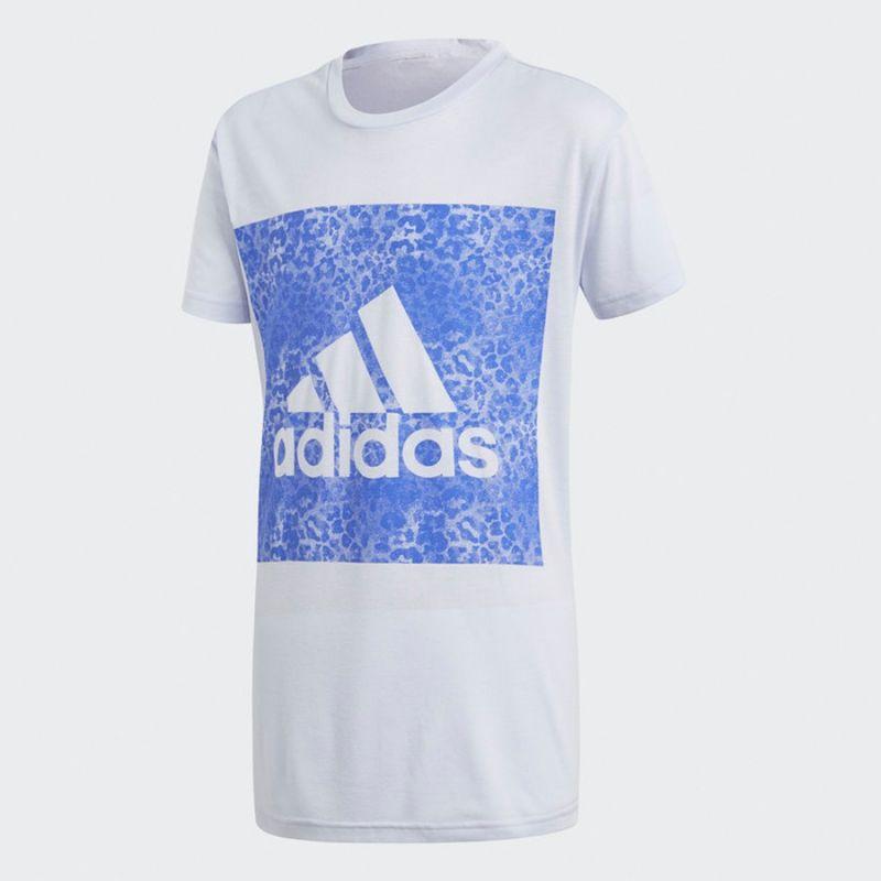 cafdca4ee Tričko Adidas Essentials Logo in the Box Tee Junior - CF7250 ...