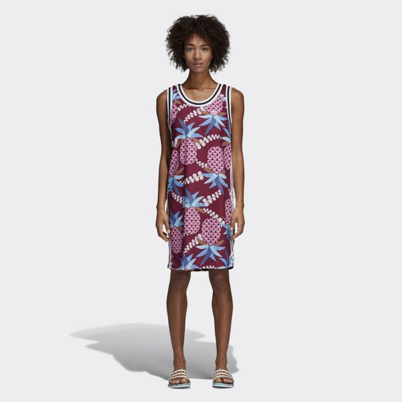 24f1c441b8d3 Šaty Adidas Originals Tank Dress W - CW4726