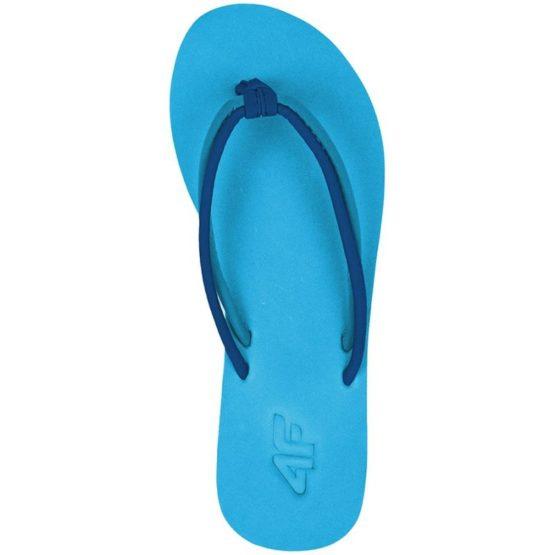 Žabky 4f W - H4L18-KLD001 blue