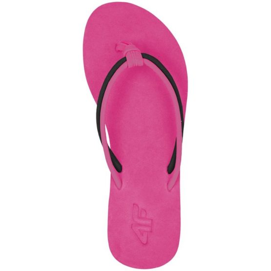 Žabky 4f W - H4L18-KLD001 pink
