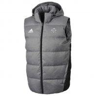 Zimná vesta Adidas Real Madrid Down Vest M - M30989