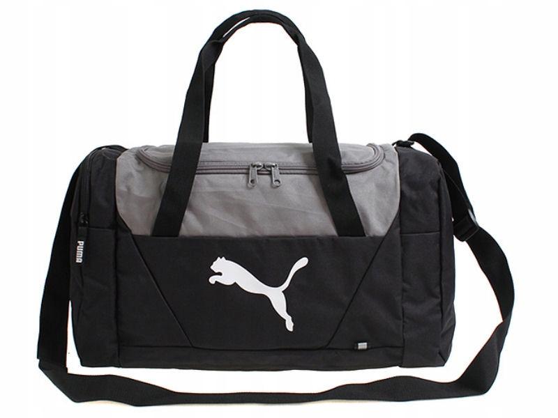 9d04c25032 Športová taška PUMA FUNDAMENTALS SPORTS BAG S - 075096-01