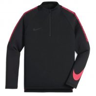 Mikina Nike Dry Squad Dril Top Junior - 859292-017