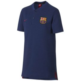 Polokošeľa Nike FC Barcelona Modern Grand Slam Junior 869439-455