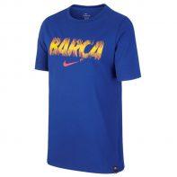 Dres Nike FC Barcelona Preseason Junior 924212-455
