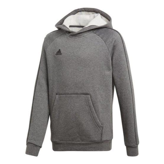 Mikina Adidas Core18 Y Hoody Junior - CV3429