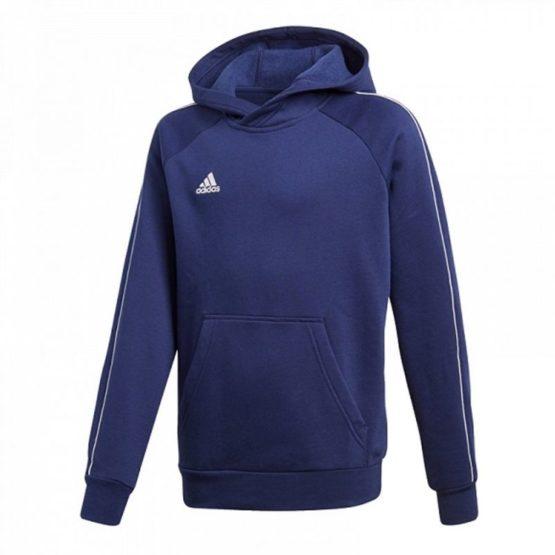 Mikina Adidas Core 18 Hoody Junior - CV3430