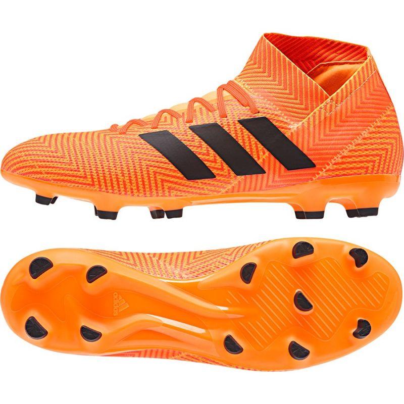 Kopačky Adidas Nemeziz 18.3 FG M - DA9590  ccae10a3361