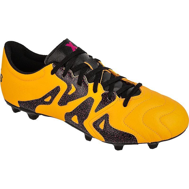 Kopačky Adidas X 15.3 FG AG M Leather - S74640  95e57de8892