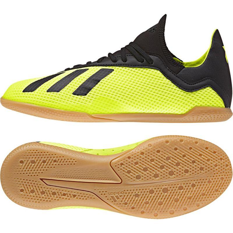 Halovky Adidas X Tango 18.3 IN Jr - DB2426  040fc72dd65