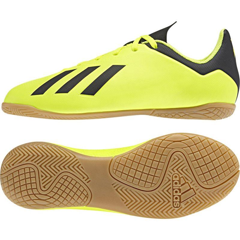 Halovky Adidas X Tango 18.4 IN Jr - DB2433  fa1ec99c800