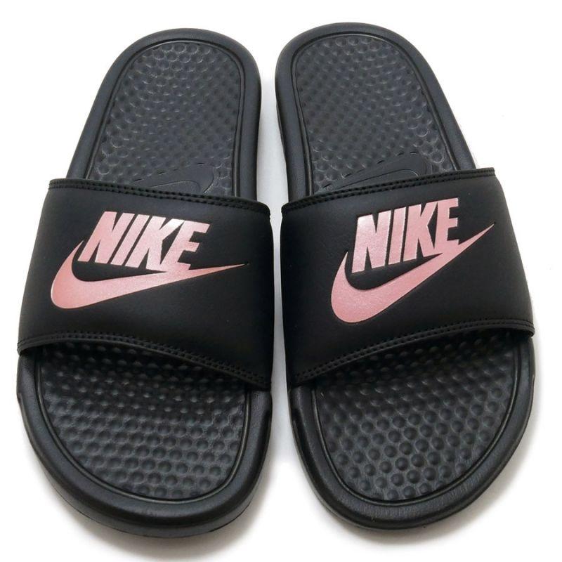 4274295918 Šľapky Nike Benassi Just Do It W - 343881-007