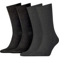 Ponožky Tommy Hilfiger Men Triangle Sock 2P 200 - 372012001-200