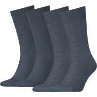 Ponožky Tommy Hilfiger Men Triangle Sock 2P 356 - 372012001-356