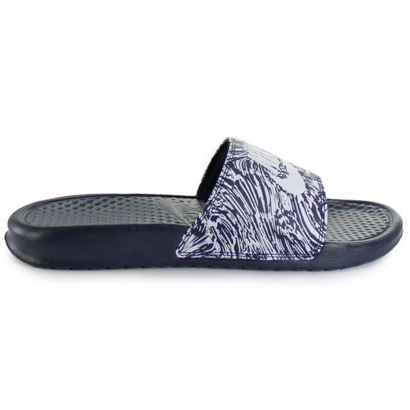 Šľapky Nike Benassi Just Do It Print - 631261-403  2907be70ecb