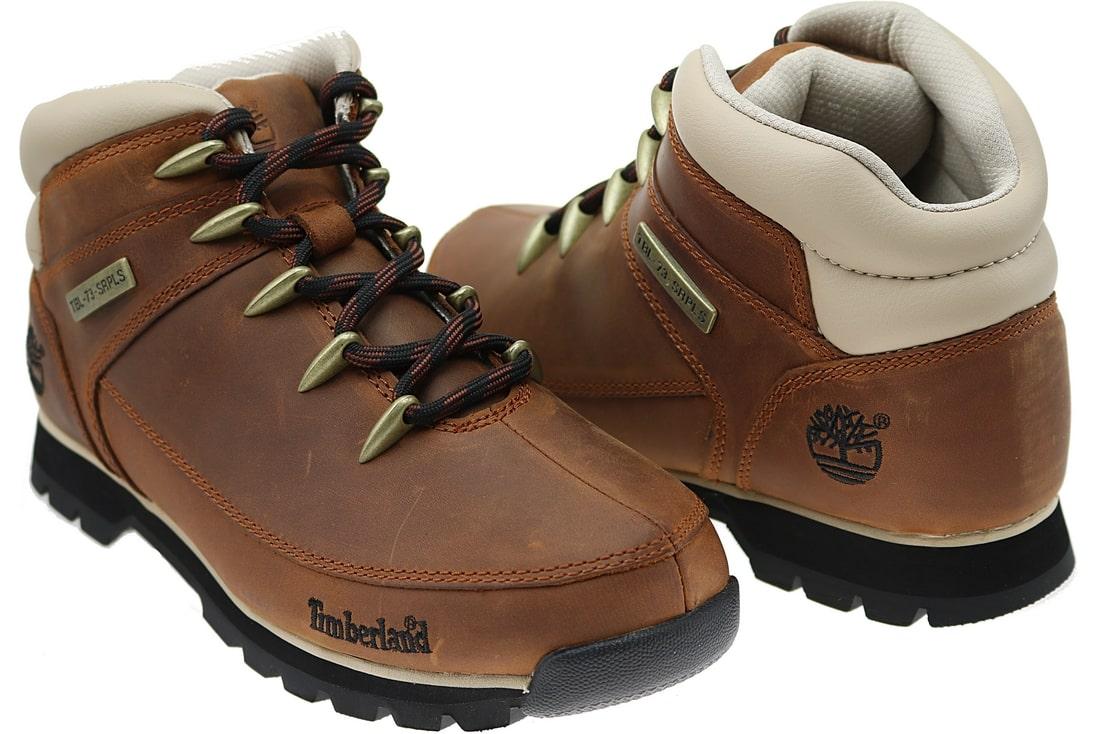 Obuv Timberland Euro Sprint Hiker – A121K. Pánska zimná obuv Timberland b8985468886