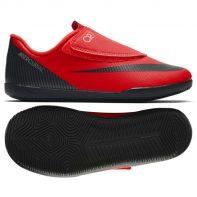 Juniorské halovky Nike Mercurial Vapor 12 Club PS CR7 IC Jr - AJ3107-600