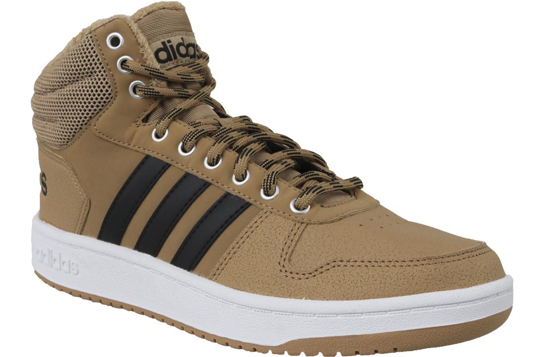 Obuv Adidas Hoops 2.0 Mid - B44620  f4af8c8550e