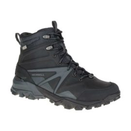 Zimná obuv Merrell CAPRA GLACIAL ICE MID WATERPROOF - J35799
